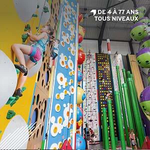 Fun Climbing à Climb Up