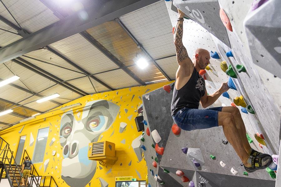 Climb Up Aix - Les Milles salle d'escalade de bloc