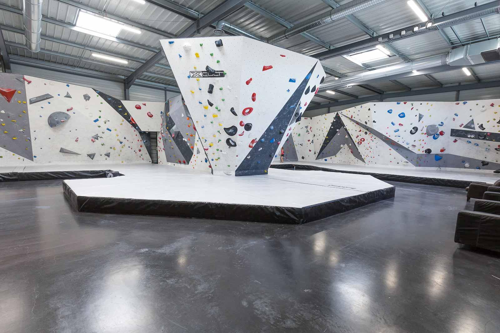 Salle d'escalade de blocs Climb Up Bordeaux Eysines