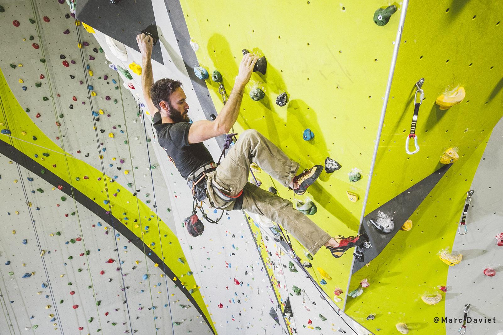Grimper à Lille : voies et escalade Climb Up Lille Lesquin